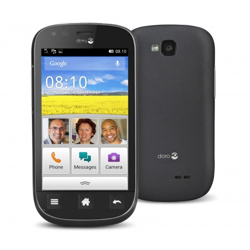 Doro Liberto 810 Easy to Use Android Smart Phone