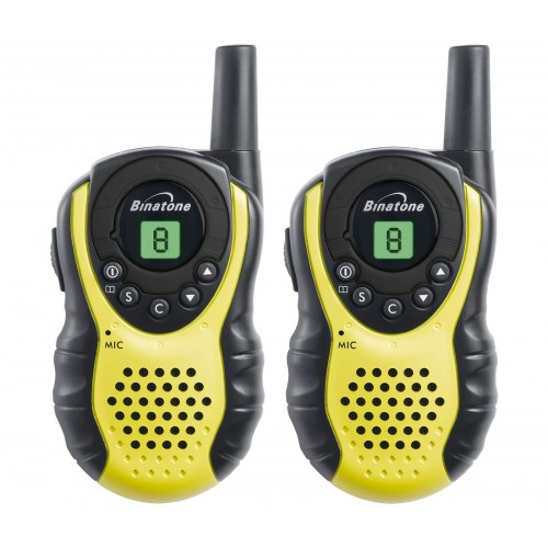 Binatone Latitude 100 Twin Two Way Radio