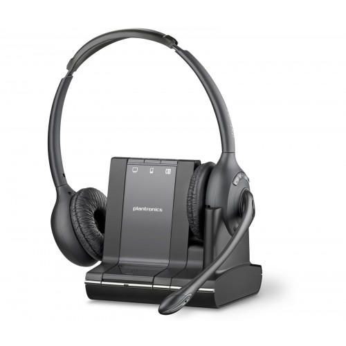 Plantronics W720 SAVI Stereo Wireless Headset