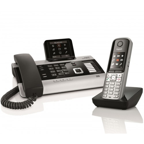 Siemens Gigaset DX800A Twin with S810H IP DECT Phone