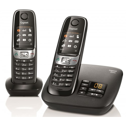 Siemens Gigaset C620A Twin Cordless Phone