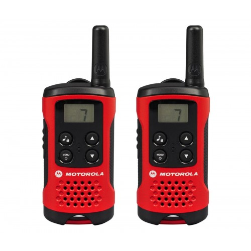 Motorola TLKR T40 Two-Way Radios