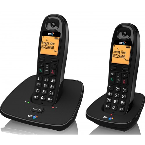 BT 1000 Twin DECT Cordless Phone