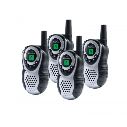 Binatone Latitude 150 Quad Two Way Radio