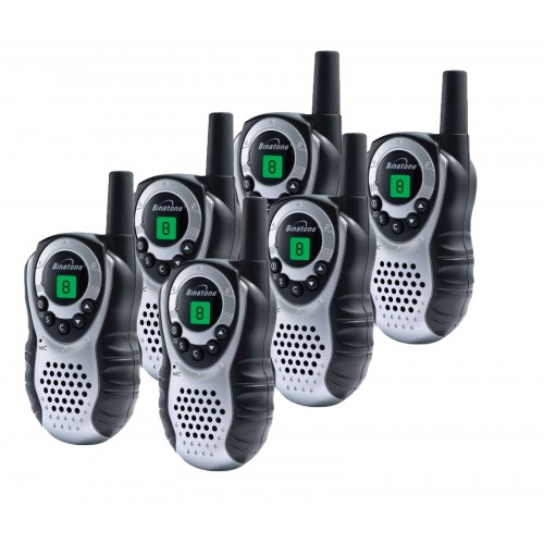 Binatone Latitude 150 Sextet Two Way Radio