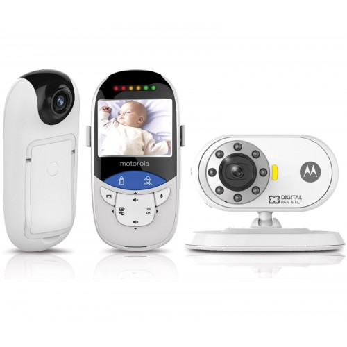 Motorola MBP27T Digital Video Baby Monitor