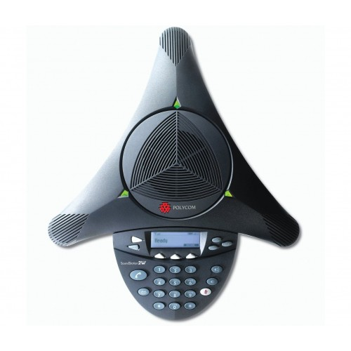 Polycom Soundstation 2W Wireless Analog Conference Phone