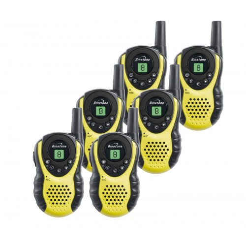 Binatone Latitude 100 Sextet Two Way Radio