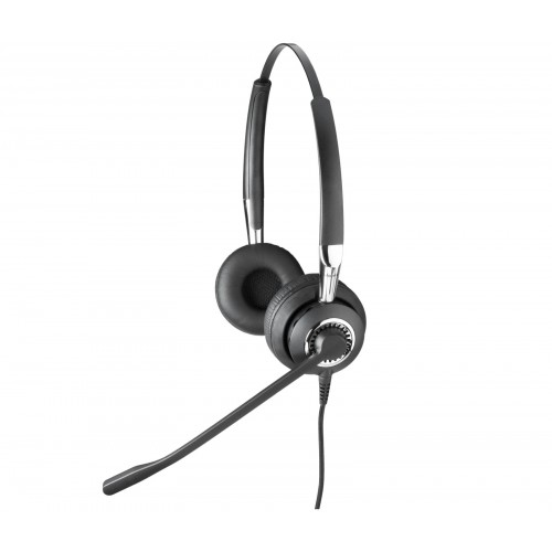 Jabra BIZ 2400 Duo with Omni-directional Mic