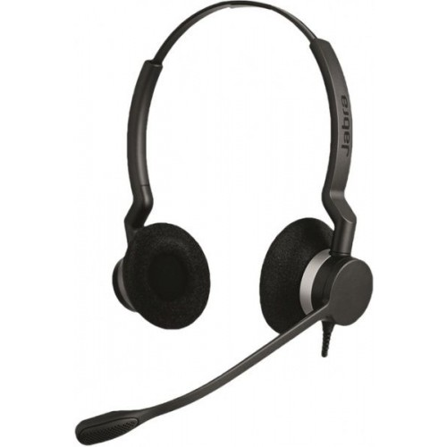 Jabra BIZ 2300 QD Unify Duo Corded Headset