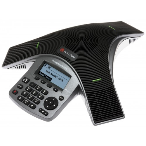 Polycom SoundStation IP5000 Conference Phone (POE)