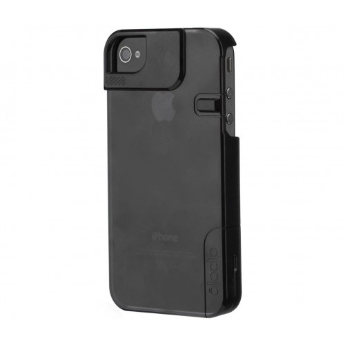 Olloclip Quick Flip Case for iPhone 4/4s + Pro Photo Adapter