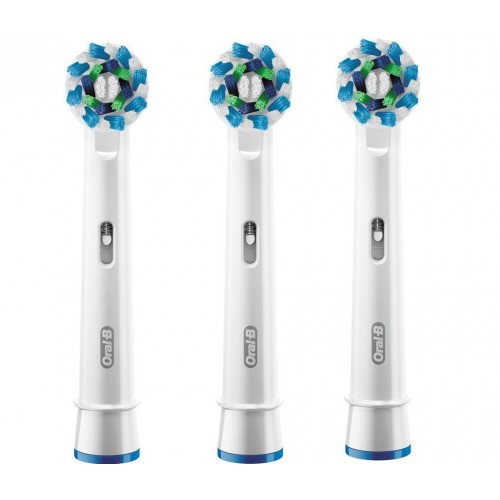 Oral-B CrossAction Replacement Head (3 pack)