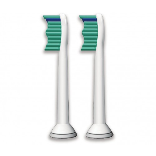 Philips Sonicare HX6012/26 ProResults Toothbrush Heads, Standard (2 pack)