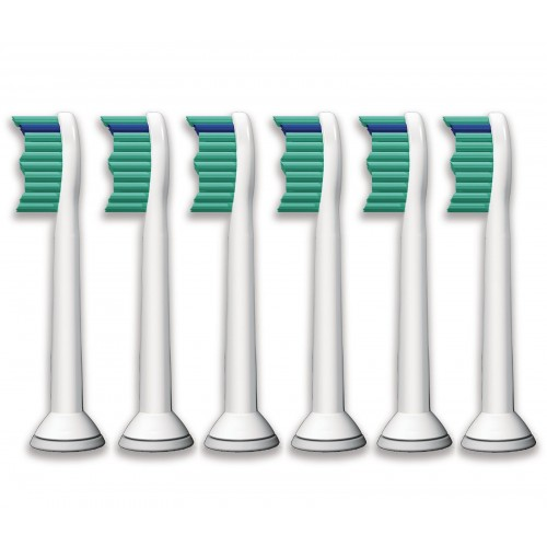 Philips Sonicare HX6016/26 ProResults Standard Sonic Toothbrush Heads (6 pack)