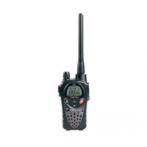 Midland G9E PMR446 Radio - Single Pack