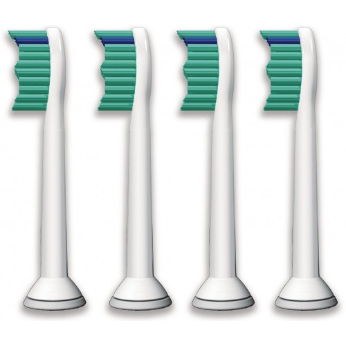 Philips Sonicare HX6014/26 ProResult Sonic Toothbrush Heads, Standard (4 pack)