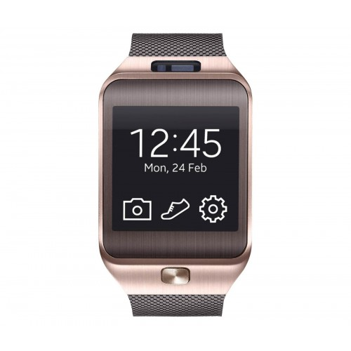Samsung Galaxy Gear 2 Gold/Brown