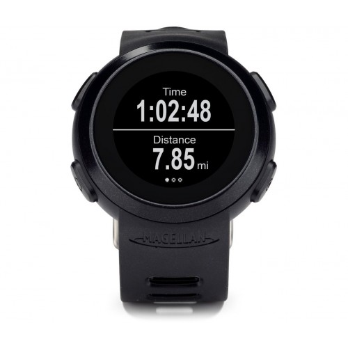 Magellan Echo Smartwatch (Black)
