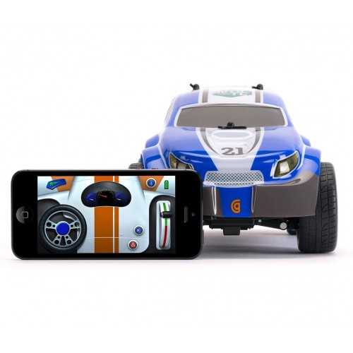 Griffin App-Controlled Helo Moto TC Rally Car