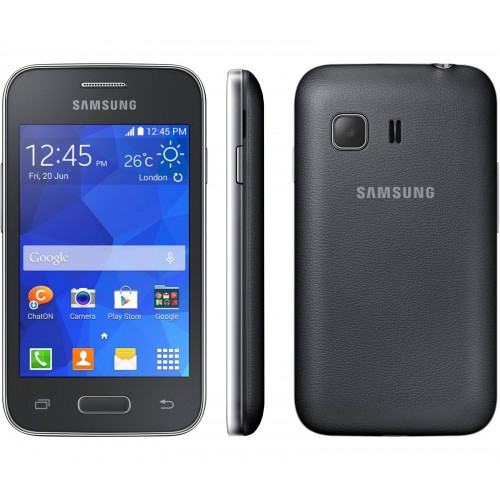 Samsung Galaxy Young 2 Charcoal Black