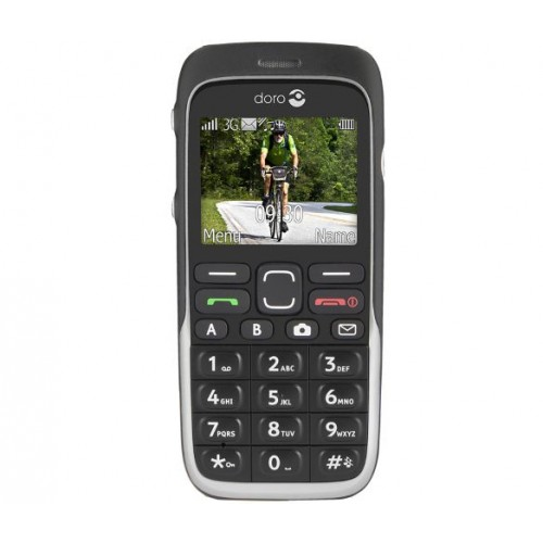 Doro PhoneEasy 520X - Black