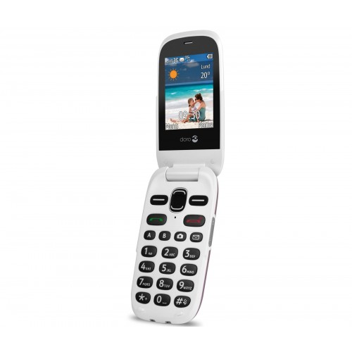 Doro PhoneEasy 632 (Pale Rose)