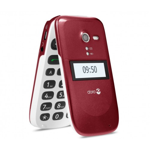 Doro PhoneEasy 624 Red