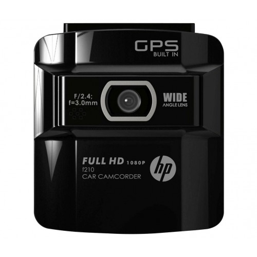 HP f210 In-Car Camcorder