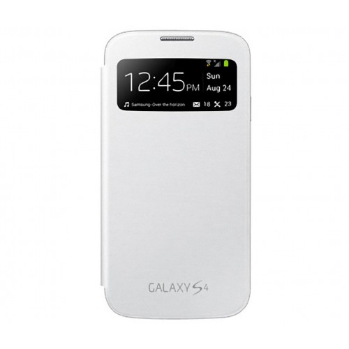 Samsung Galaxy S4 Premium Cover - White