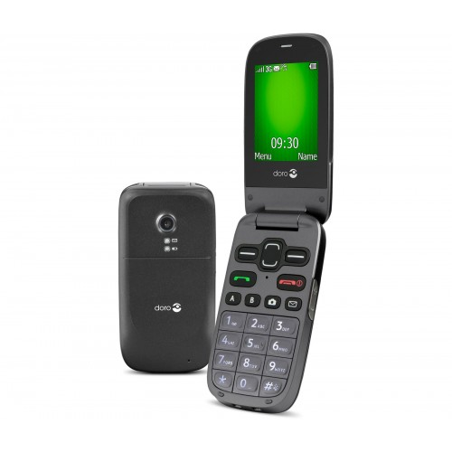 Doro PhoneEasy 621 Black/Graphite
