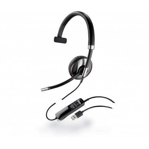 Plantronics Blackwire C710 Mono Corded Headset