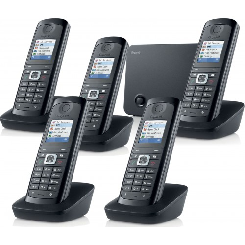 Siemens Gigaset E495 Quint Robust DECT Phones