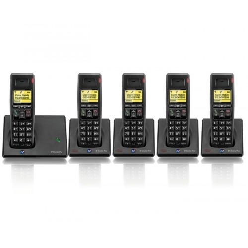 BT Diverse 7110 Plus Quint Cordless Phone