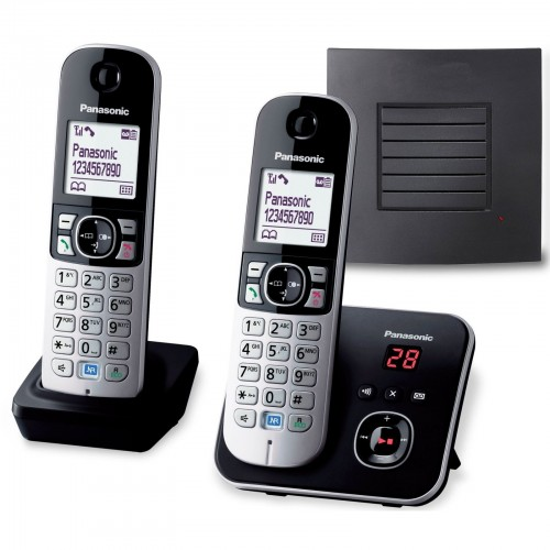 Panasonic KX-TG 6822 Twin with Extended Range