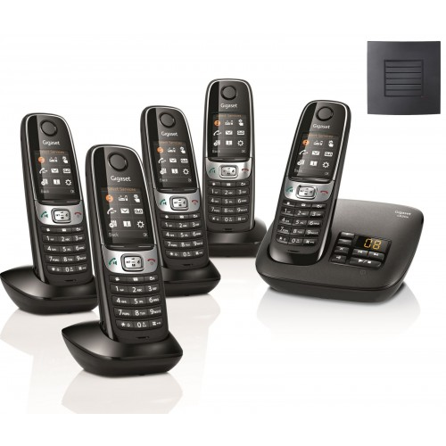 Siemens Gigaset C620A Quint Cordless Phones with Long Range