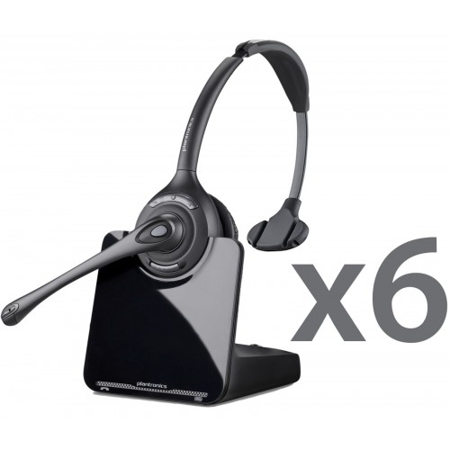 Plantronics CS510 Sextet