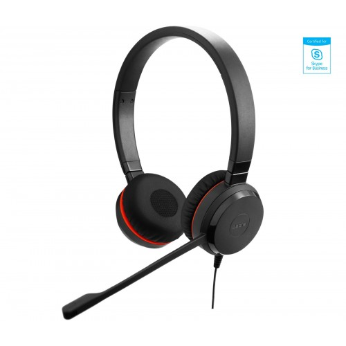 Jabra Evolve 30 MS Stereo Headset for PC