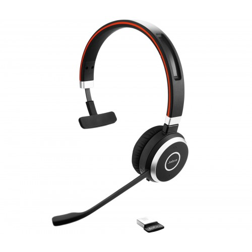 Jabra EVOLVE 65 MS Mono Wireless Headset
