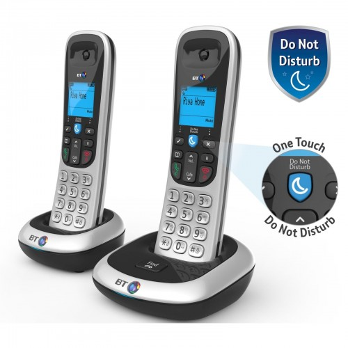 BT 2100 Twin Cordless Phones