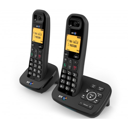 BT 1600 Twin Cordless Phones