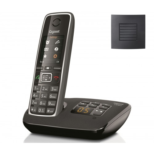 Siemens Gigaset C530A Cordless Phone with Long Range