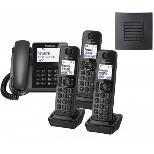Panasonic KX-TGF324 Long Range