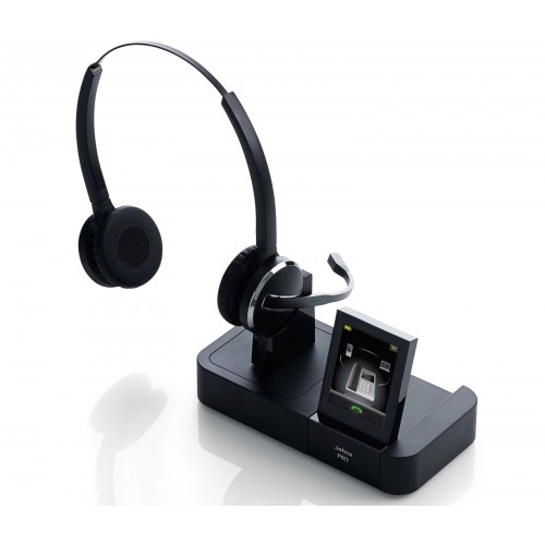 Jabra Pro 9465 Duo Wireless Headset