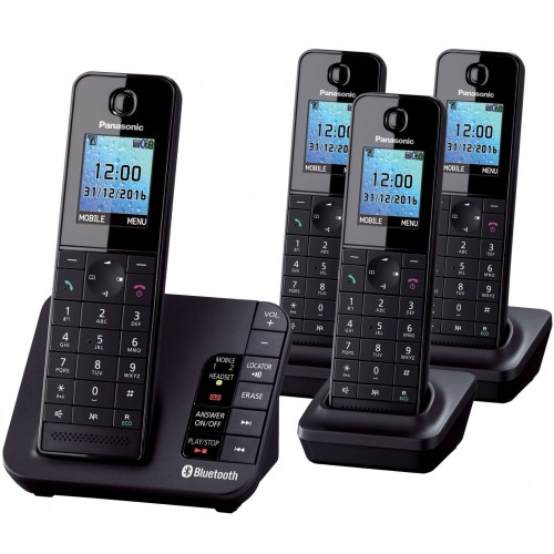 Panasonic KX-TGH264 Quad Link2Mobile - 1
