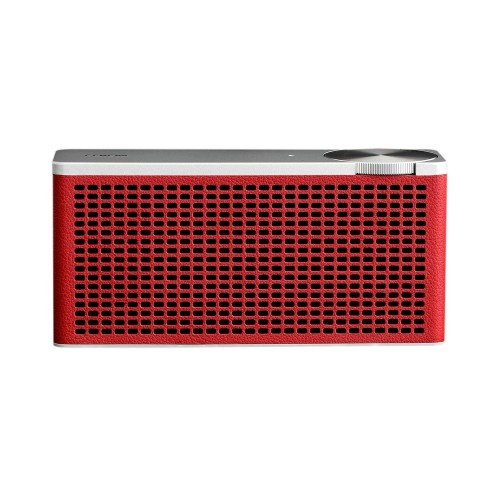 Geneva Touring XS Portable Bluetooth Speaker in Red