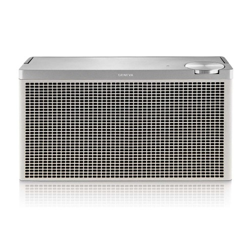 Geneva Touring M Portable Bluetooth Speaker in White