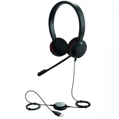 Jabra EVOLVE 20 UC Stereo USB Headset Special Edition