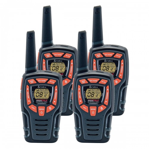 Cobra AM845 Quad Walkie Talkies