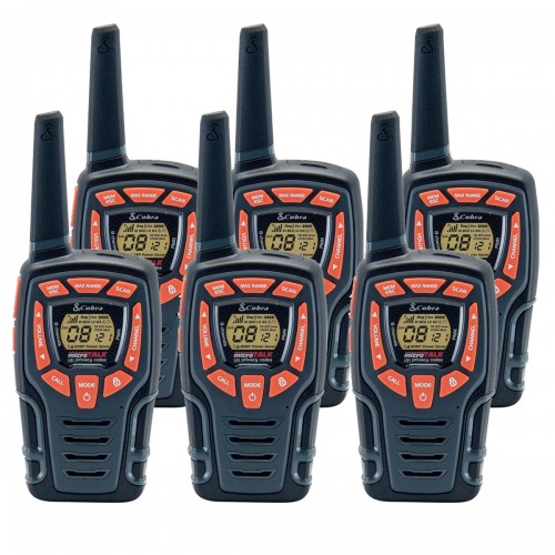 Cobra AM845 Sextet Walkie Talkies